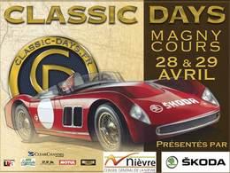 Skoda aux Classic Days les 28 et 29 avril