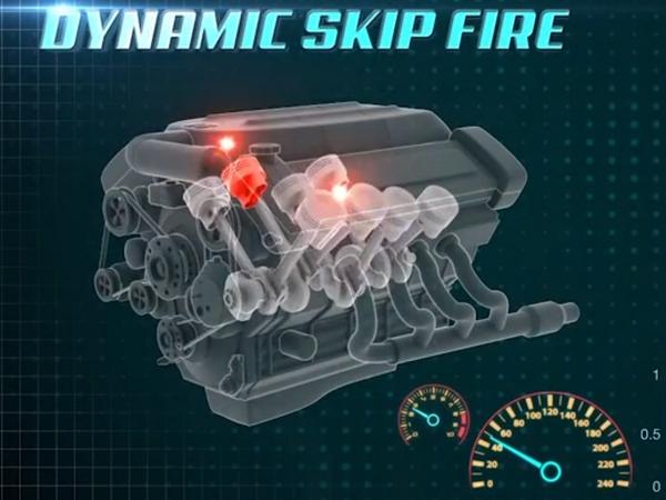 General Motors dévoile le moteur Dynamic Skip Fire