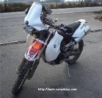 Dakar series : découvrez le tableau de bord d'une moto prète pour le rallye