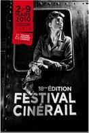 Le festival CinéRail 2010 célèbre la journée de la femme aujourd'hui