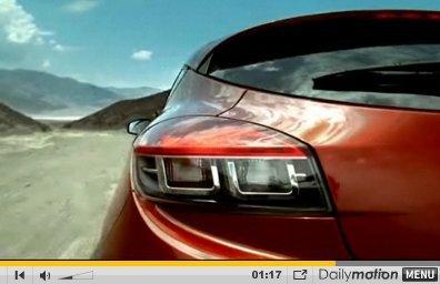 Vidéo : Renault Mégane 3 Coupé : quelqu'un peut m'expliquer ?