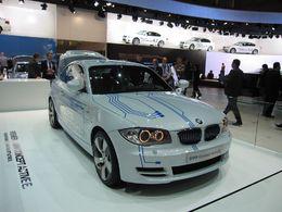 Des centaines de BMW ActiveE électriques seront proposées à la location en 2011