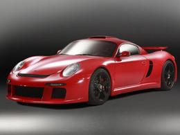 (Minuit chicanes) Ruf, des Porsche synonymes d'appels?