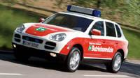 "Porsche Cayenne ""Ambulance"""
