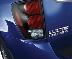 Salon de New York 2010 : la version électrique du Chevrolet Equinox mise en vente !