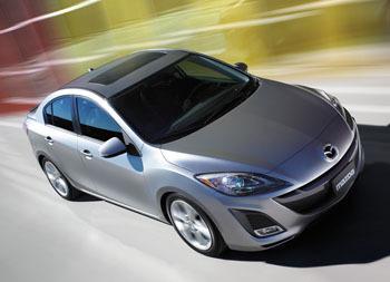 Nouvelle Mazda3 à Los Angeles (ajout vidéo+ photo intérieur)