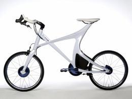 Un prototype de vélo à assistance électrique : le Lexus Hybrid Bicyle Concept