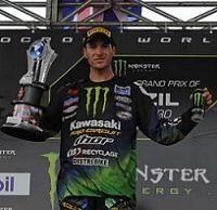 Motocross mondial au Brésil : MX 2, doublé pour Tommy Searle