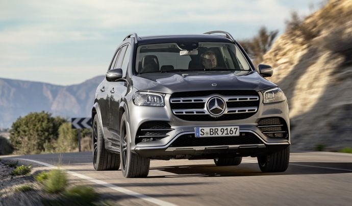 Mercedes GLS : tout pour le luxe, mais rien pour le 100 % électrique