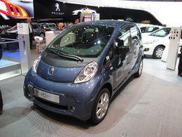 Peugeot iOn et Citroën C-Zero : PSA et Mitsubishi ont signé l'accord final