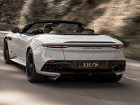 Aston Martin: la DBS Superleggera enlève le haut