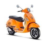 Vespa : promotions sur les modèles GTS 125 cm3