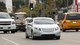 La Chevrolet Volt lancée aux Etats-Unis fin 2010
