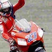Moto GP: Stoner récompensé aussi chez lui