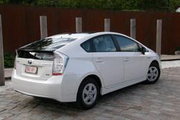 La Toyota Prius se vend toujours comme des petits pains au Japon