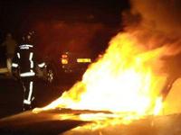 Près de 1600 voitures brûlées depuis l'élection de Nicolas Sarkozy !