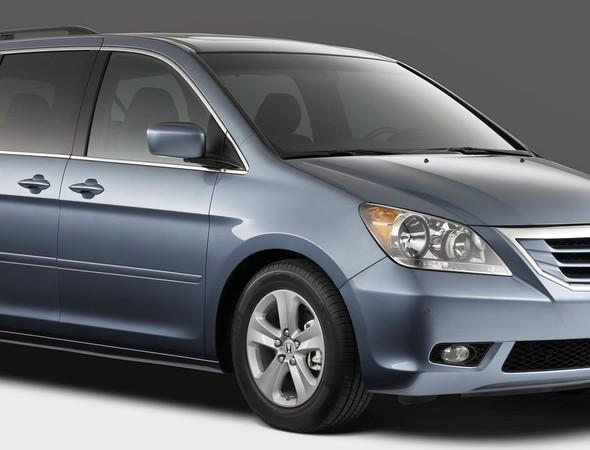 Salon de Chicago : Un concept-car pour le prochain Honda Odyssey