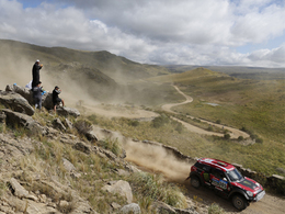 Dakar 2015 - Etape 3 : Terranova se reprend, Al-Attiyah lâche 4 mn