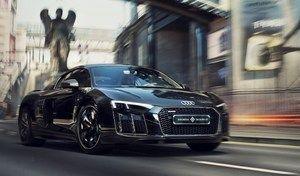 R8 Final Fantasy XV à gagner: Audi ne donne qu'aux riches