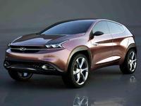 Pékin 2012 : Chery Ant et TX concepts