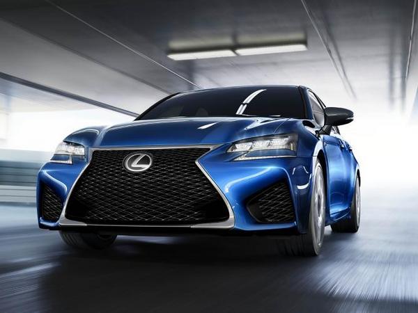 """Detroit 2015 : La Lexus GS F n'aura droit """"qu'à"""" 473 ch et 527 Nm"""
