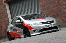 Honda Civic Type R Fli : trop de watts dans le coffre, et pas assez sous le capot
