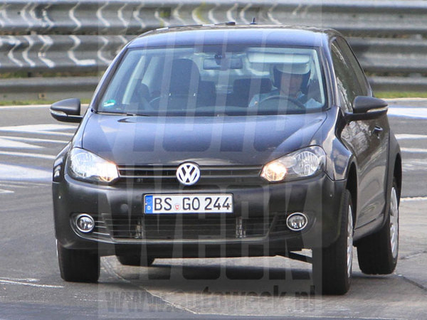 Future Volkswagen Golf VII: de 86 à 300 ch, et même en hybride