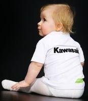 Idée cadeau: Kawasaki côté bébé.