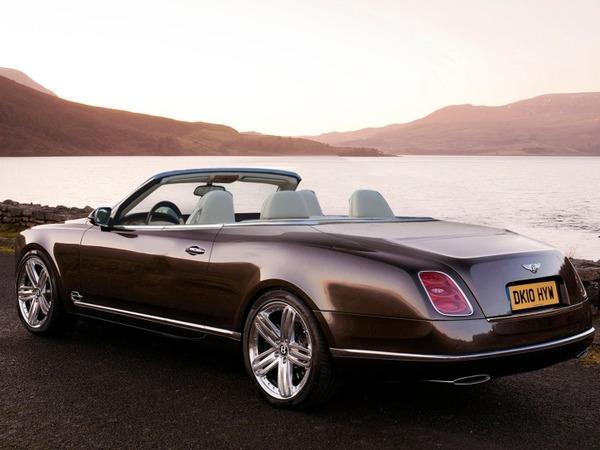 Future Bentley Azure - Comme ça?