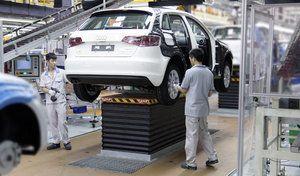 Audi: une nouvelle collaboration avec un constructeur chinois