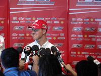 F1 : Schumacher tient à garder secret son rôle chez Ferrari