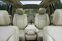 Nouvelle gamme Mercedes Classe R