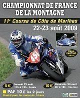 Championnat de France de la montagne à Marlhes