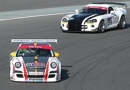 L'UAE GT sur le Yas Marina d'Abu Dhabi le week-end prochain