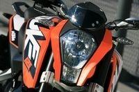 KTM Duke 350 : En 2013, mais seulement pour l'Inde !?