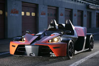 KTM X-Bow: une version R à venir ?