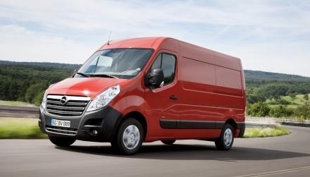 Comparé au Renault Master, le nouvel Opel Movano paraîtrait presque bégueule...