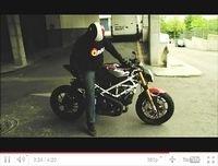 Radical Ducati RAD02 Pursang : Maintenant la vidéo...