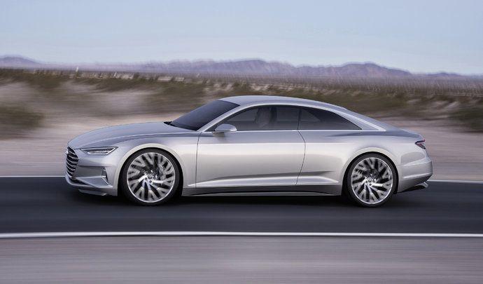 Audi: le patron du design rêve d'un grand coupé