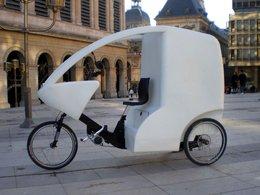 Un nouveau triporteur utilitaire à assistance électrique : le Cyclocargo