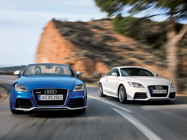 Audi TT-RS : bientôt une version encore plus puissante ?