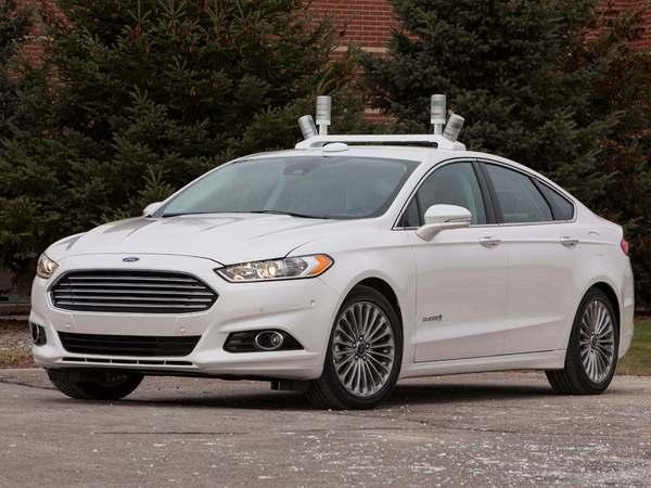 Ford développe des voitures autonomes destinées au plus grand nombre