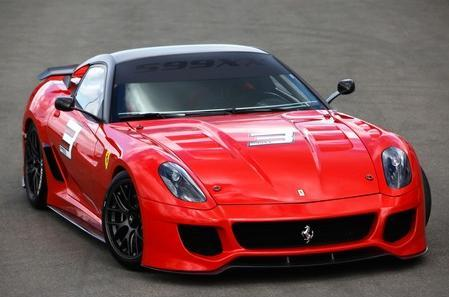 Future Ferrari 599 GTO: La Ferrari la plus rapide de tous les temps!