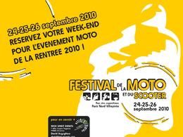 Festival de la Moto et du Scooter 2010 : vous pourrez tester les deux-roues électriques