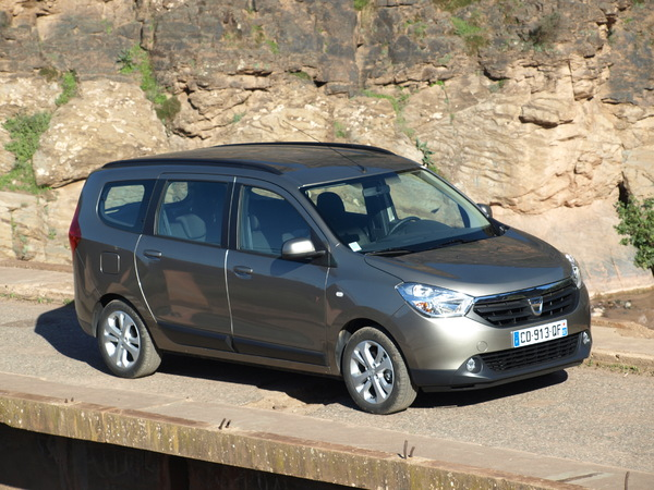 Essai vidéo -  Dacia Lodgy : imbattable