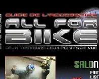All For Bike n°2: Continuer à rouler plutôt qu'hiberner !