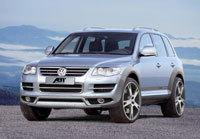 VW Touareg by Abt