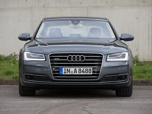 Audi : la première voiture semi-autonome sera une A8 et arrivera dans quelques mois