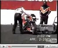 Vidéo moto : Dragster moto