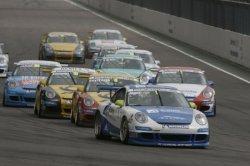 24 Heures du Mans : la Porsche Carrera Cup en ouverture